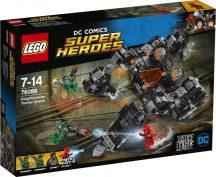 LEGO 76086 Lovagi lánctalpas támadás az alagútban
