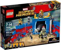 LEGO 76088 Thor és Hulk - Összecsapás az Arénában