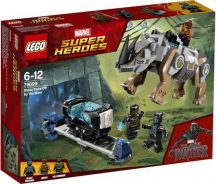 LEGO Super Heroes 76099 Orrszarvú támadás a bányánál