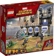 LEGO Super Heroes 76103 Corvus Glaive támadása