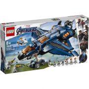 LEGO Avengers 76126 Bosszúállók Quinjet