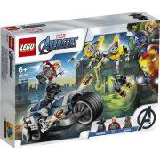LEGO Super Heroes 76142 Bosszúállók Speeder biciklis támadás