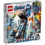 LEGO Marvel Super Heroes 76166 Bosszúállók - Csata a toronynál