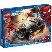 LEGO Super Heroes 76173 Pókember és Szellemlovas vs. Carnage