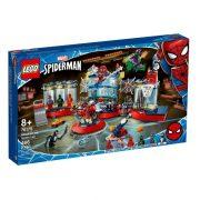 LEGO Marvel Spider-Man 76175 Támadás a pókbarlang ellen