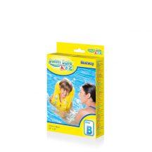 Gyerek úszómellény - sárga 51 x 46 cm