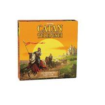 Catan telepesei társasjáték - Lovagok és városok - kiegészítő csomag