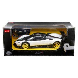 RASTAR 38110 Távirányítós autó 1:14-es méretaránnyal - PAGANI ZONDA (fehér)