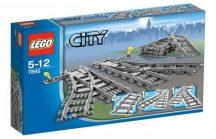 LEGO City 7895 Kéziváltók