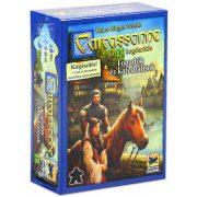 Carcassonne társasjáték - Fogadók és Katedrálisok - 1. kiegészítő csomag