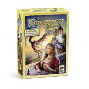 Carcassonne társasjáték - A hercegnő és a sárkány - 3. kiegészítő csomag
