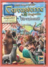 Carcassonne társasjáték - Vár a porond! - 10. kiegészítő csomag