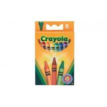 Crayola - zsírkréta készlet - 8 db
