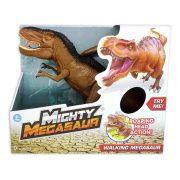 Hatalmas Megasaurus - Lépdelő és üvöltő T-Rex