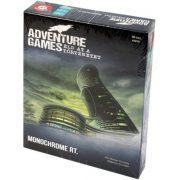 Adventure Games: Monochrome Rt. társasjáték