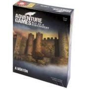 Adventure Games: A börtön társasjáték