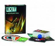 EXIT 11. társasjáték - Rejtvények háza