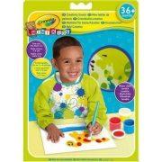 Crayola Mini Kids festőköppeny