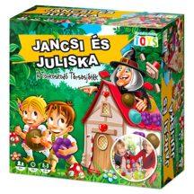 Jancsi és Juliska - A torkoskodó társasjáték