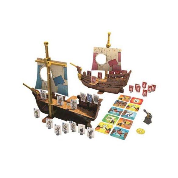 Stratego Kalózok társasjáték