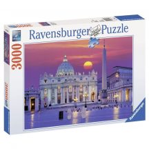 Ravensburger 17034 panorama puzzle - Szent Péter bazilika, Róma (3000 db-os)