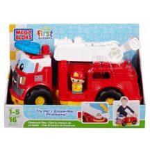 Mega Bloks Finn a tűzoltó autó