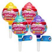ZURU Cotton Candy Cuties illatos pillegyurma figurával (többféle)