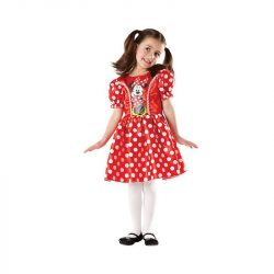 Minnie egér Classic gyermek jelmez - Minnie egér jelmez (M-es méret a00c0d4eca
