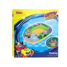 Disney Junior felfújható csónak - Mickey és a versenyzők 102 x 69 cm