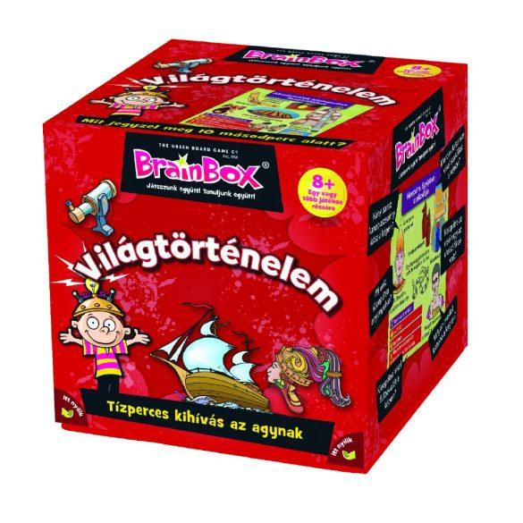 BrainBox A Világtörténelem társasjáték