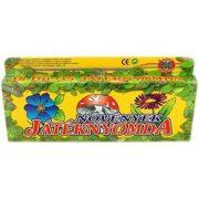 18 db-os játéknyomda - Növények
