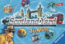 Scotland Yard Junior társasjáték