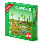 SIKU World 5699 Kiegészítő szett erdővel és földekkel