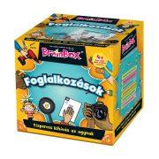 BrainBox Foglalkozások társasjáték