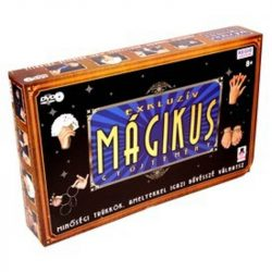 Exclusive Magic Vintage bűvészdoboz 75 trükkel