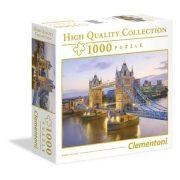 Clementoni 96504 High Quality Collection puzzle négyzet alakú dobozban - Tower-Bridge (1000 db)