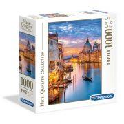 Clementoni 96699 High Quality Collection puzzle négyzet alakú dobozban - Velence fényei (1000 db)