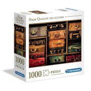 Clementoni 96703 High Quality Collection puzzle négyzet alakú dobozban - Utazás (1000 db)