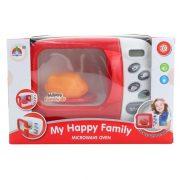 Elemes játék mikrohullámú sütő