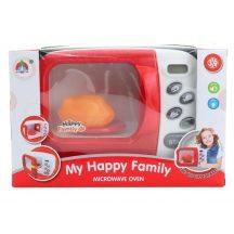 Elemes játék mikrohullámú sütõ