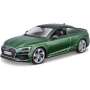 Bburago modellautó 1/24 méretaránnyal - 2019 Audi RS 5 Coupe (zöld)
