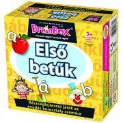 BrainBox Első betűk kicsiknek társasjáték