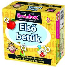 BrainBox - Első betűk kicsiknek társasjáték