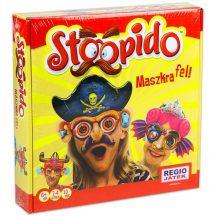 Stoopido - Maszkra fel! - az ezerarcú társasjáték