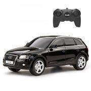 Rastar 38600 Távirányítós autó 1:24-es méretaránnyal - Audi Q5 (fekete)