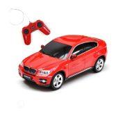 Rastar 31700 Távirányítós autó 1:24-es méretaránnyal - BMW X6 (piros)