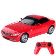 RASTAR 39700 Távirányítós autó 1:24-es méretaránnyal - BMW Z4 (piros)