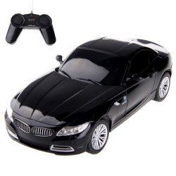 RASTAR 39700 Távirányítós autó 1:24-es méretaránnyal - BMW Z4 (fekete)