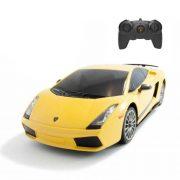 Rastar 26300 Távirányítós autó 1:24-es méretaránnyal - Lamborghini Gallardo Superleggera (citromsárga)