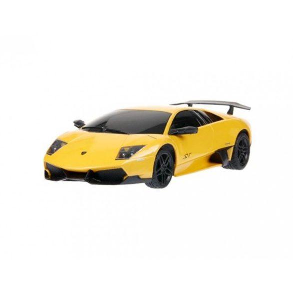 RASTAR 39000 Távirányítós autó 1:24-es méretaránnyal - LAMBORGHINI MURCIÉLAGO LP670-4 (sárga)